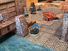 Arcanists on the Move