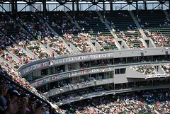 Bleachers, U.S. Cellular Field