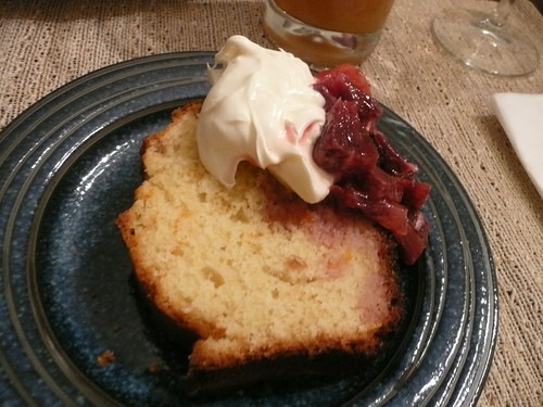 Melissa Clark's Blood Orange Olive Oil Cake