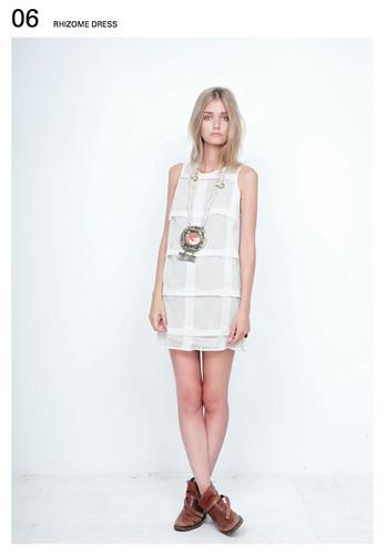 bodkin rhizome dress