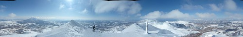 Panorama - Mt. Niseko