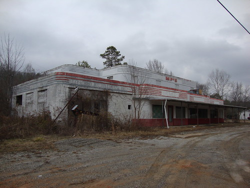 Pan-Am Station, Steele AL
