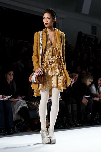New York Fashion Week Fall 2011 - Nanette Lapore 21