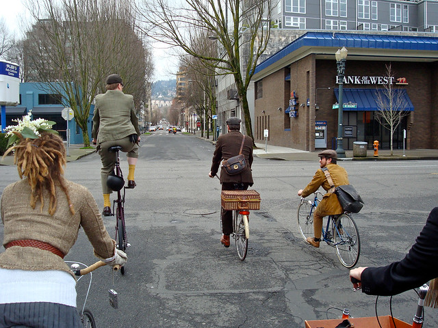 More from the Virtuous Tweed Ride