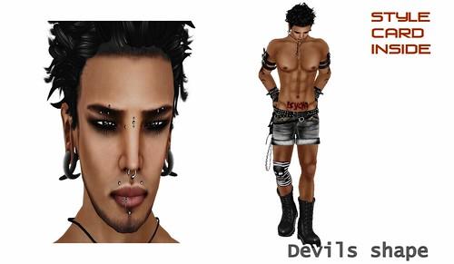 Devils shape by CosaNostraSL