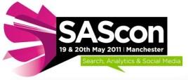 SAScon - Search, Analytics and Social Media
