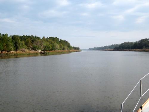 South Carolina waterway