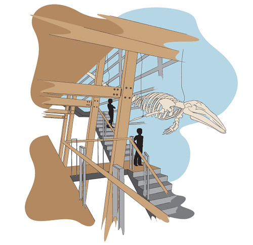 Future Spatial Use - Stairwell