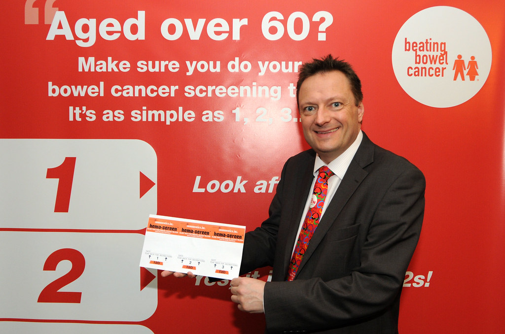Bowel Cancer Screening Campaign
