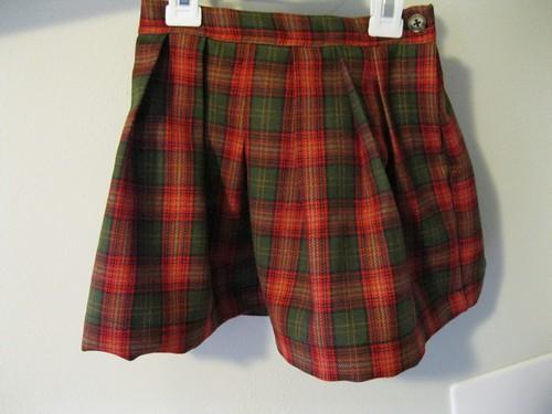 O+S: 2+2 Skirt
