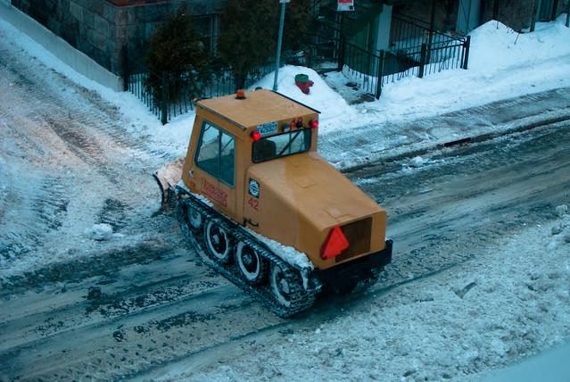 mini-pousse neige