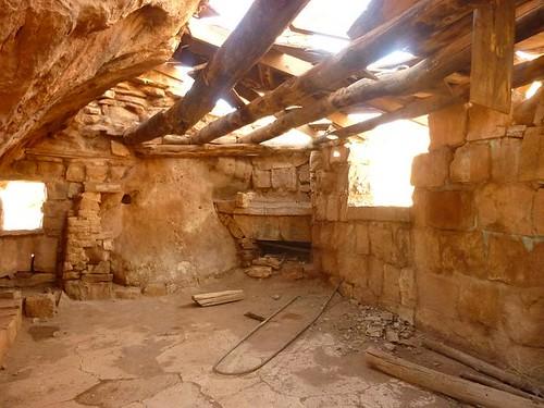 Grand Canyon 27 - Hatch 15 Stone House inside 3