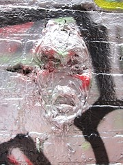 The Melted Silver Mask