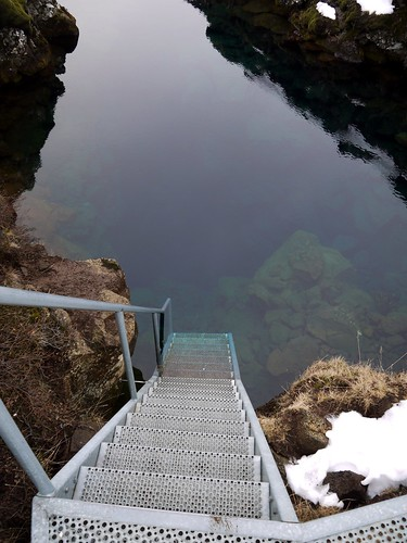 Silfra,  diving sites
