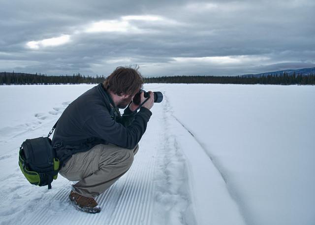 Takin' Pictures in Freakin' Alaska