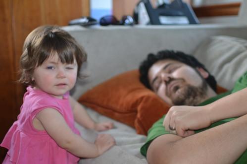 Please don't wake me!