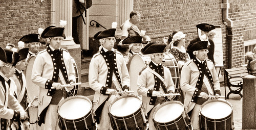Revolutionary Drummers