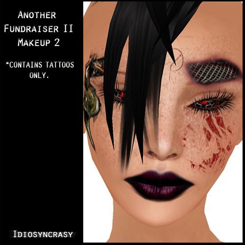 Another Fundraiser makeup