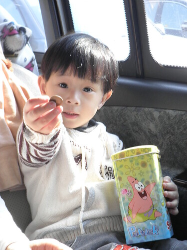 海綿寶寶存錢筒2