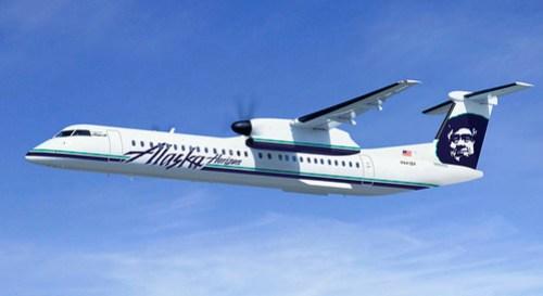 Alaska Horizon Aircraft