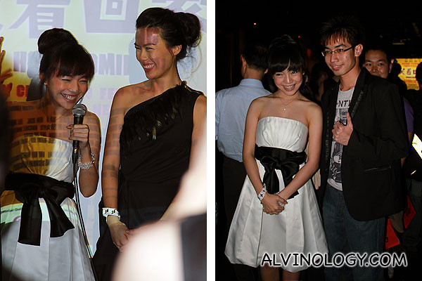 Malaysian actress Koe Yeet