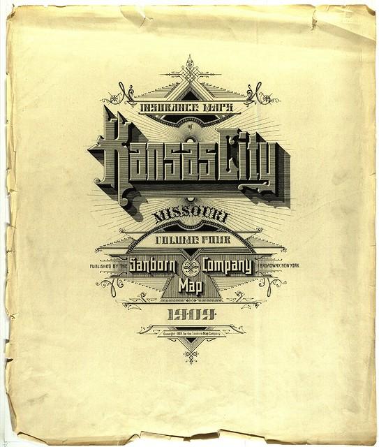 Kansas City, Missouri July 1909