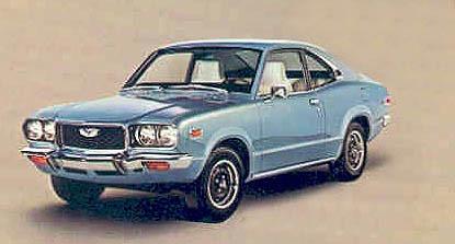 Mazda 808 Coupe