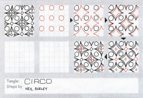 Circo - tangle pattern by perfectly4med