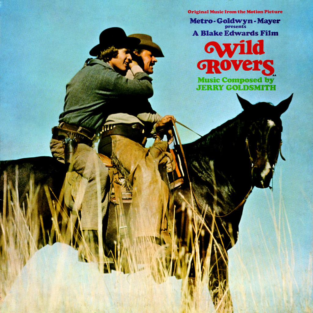 Jerry Goldsmith - Wild Rovers