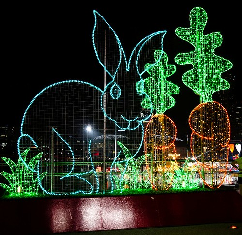 LED rabbits