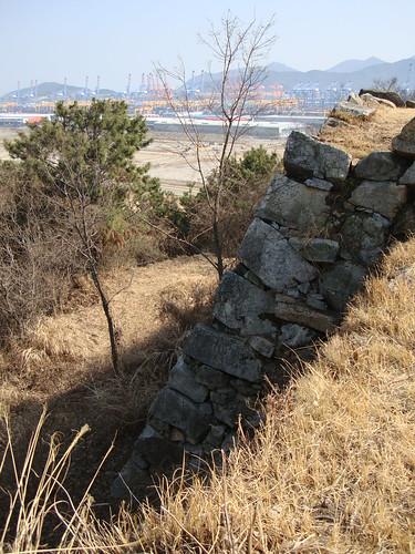 안골왜성(熊川安骨倭城)
