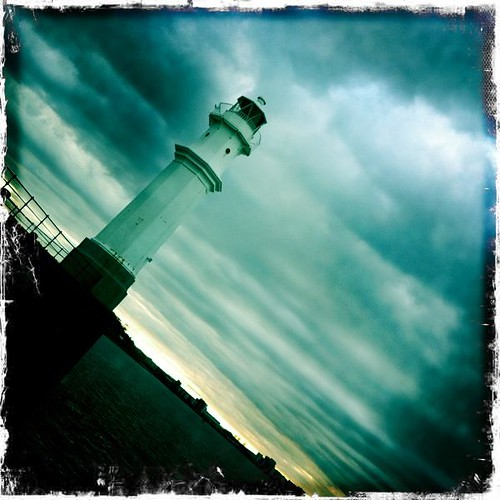 Newhaven Lighthouse Hipstamatic