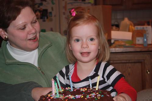 Grandpa & Grandma M's Birthdays