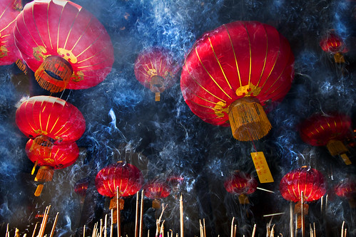 Penang, Malaysia - Colour Of Chinese New Year (2011)
