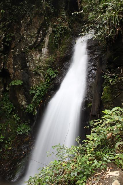 3rd waterfalls at Mambukal Resort
