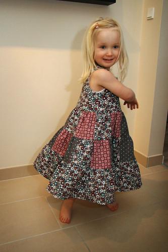 Twirly Dress for Frida