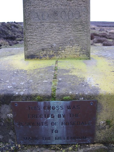 Rosedale Millenium Cross