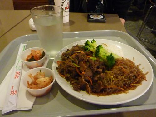 GDC 2011 Korean food