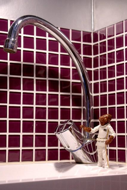 """""""It's a tap!"""""""