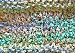 X & Knit Stitches