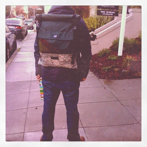 ¡Back Back Backpack! by Archive Victor