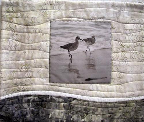 Long Legs, May Gallery Exhibit @Quiltworks