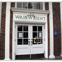Wainwright School, under 300 students