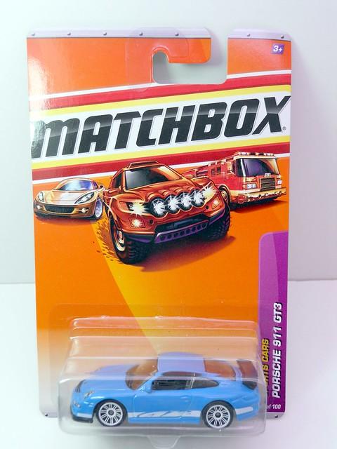 matchbox porsche 911 gt3 (1)