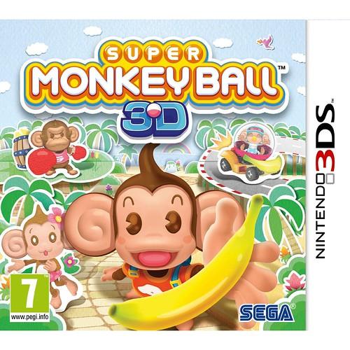 Super Monkey Ball 3DS