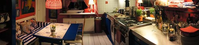 kitchen panorama