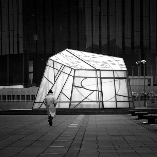 Lost in Structuration : Puzzled - Photo : Gilderic