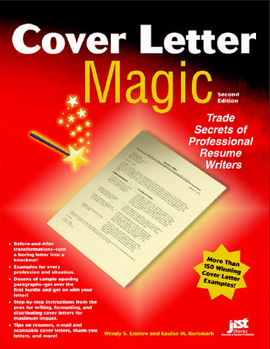 Cover Letter Magic Book