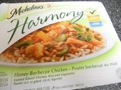 Harmony Honey Barbeque Chicken