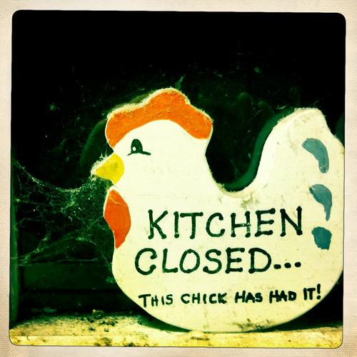 poor chicken